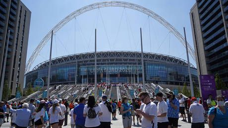 Change of plan? Euro 2020 final could be MOVED from Wembley to full capacity Budapest if UK govt doesn't alter rules for VIPs