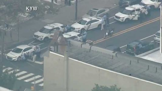 Reports: Multiple Philadelphia police officers have been shot