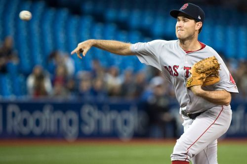Spot starter comes up big as Red Sox wallop Blue Jays
