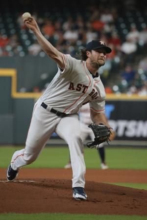 Cole strikes out 12, Bregman HR lifts Astros over Tigers 6-3