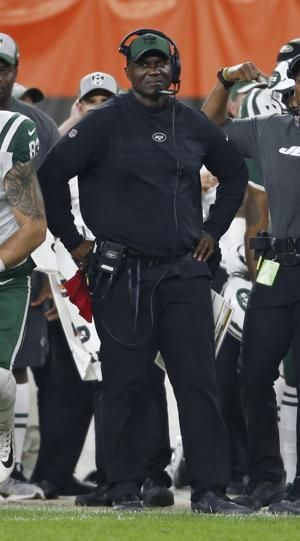 Bowles insists 'tough-minded' Jets won't let loss linger