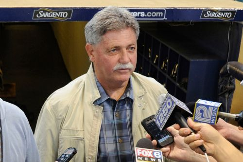 A rejuvenated Doug Melvin is done fishing and wants Mets' job