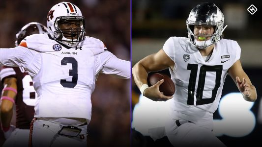 College football picks, Week 1: Oregon faces Auburn in must-win game for Pac-12