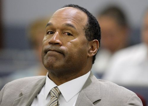 OJ Simpson is not happy with Andrew Luck for retiring an hour after he drafted the QB in his fantasy league