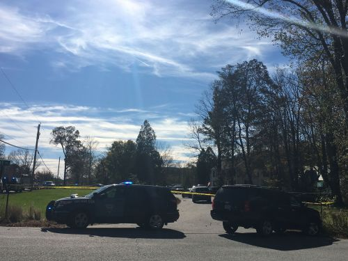 Mass. trooper stabbed multiple times; NH man shot after pursuit, police say