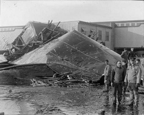 102 years ago: The Great Molasses Flood, Boston's strangest disaster