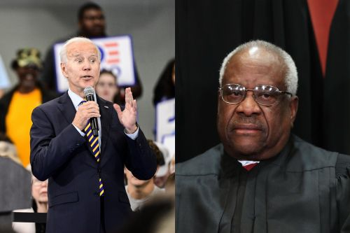 Clarence Thomas compares 'modern-day liberal' to a Klansman in new film
