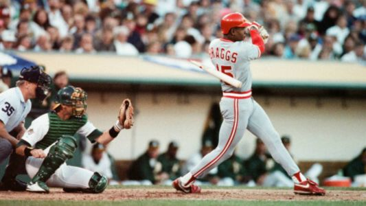 The oral history of Glenn Braggs and the most epic World Series swing-and-miss ever