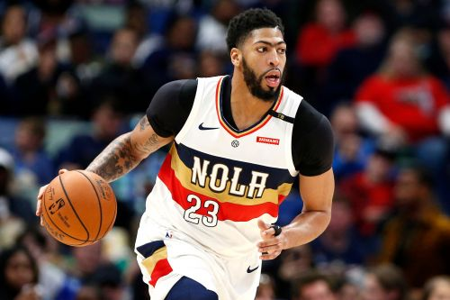 Anthony Davis-to-Lakers trade sends Twitter into shock