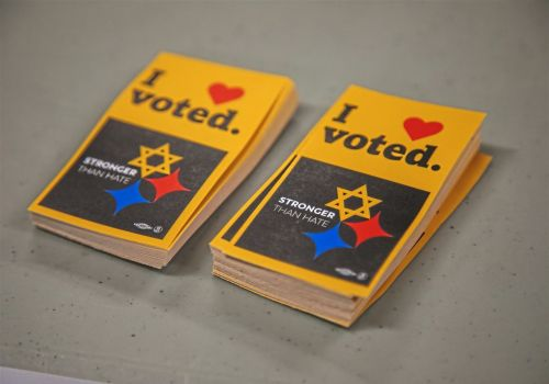 It's primary election day. You have from 7 a.m. to 8 p.m. to vote