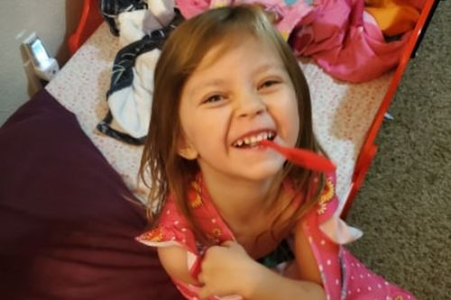 5-year-old girl left with hole in throat after falling on toothbrush