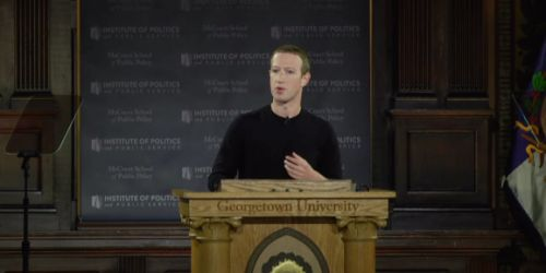 Mark Zuckerberg on why the world needs Facebook and the 'Fifth Estate'