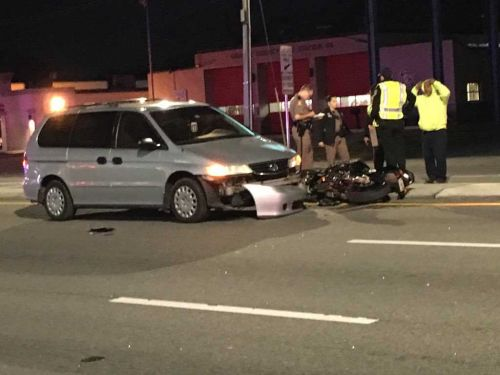 Woman and child dead after being hit by motorcycle in Orange County