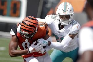AP sources: Miami's Minkah Fitzpatrick traded to Steelers