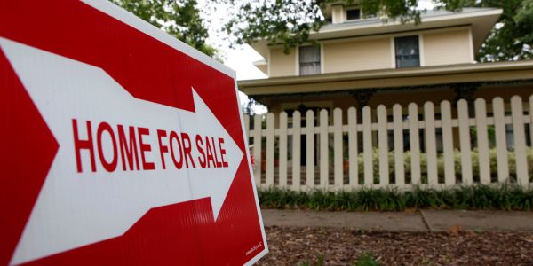 US existing-home sales spike to a 5-month high, bucking signs of an impending recession