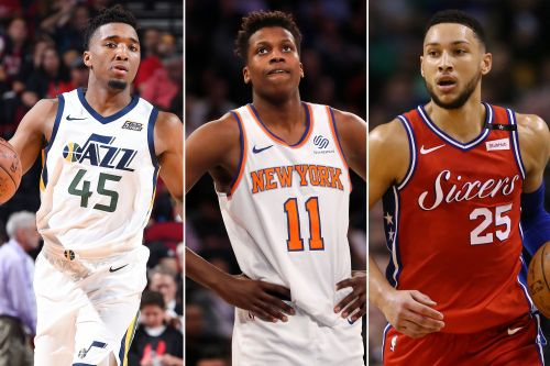 The lone Frank Ntilikina surprise in NBA's All-Rookie voting