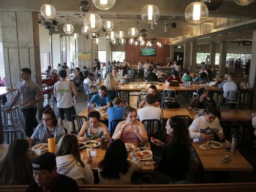 The 15 best college dining halls in America, according to students
