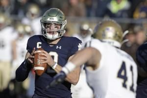 No. 15 Irish close out home schedule against Boston College