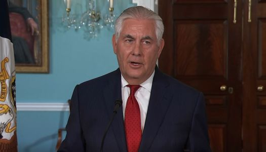 Fired Rex Tillerson says Washington is 'a very mean-spirited town'
