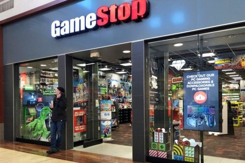 GameStop plans to close another 300 stores this year