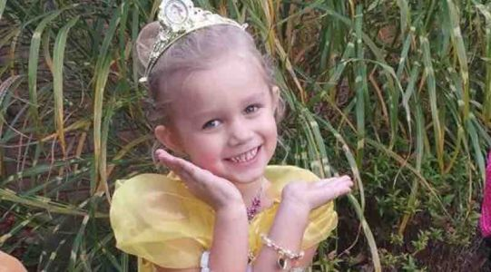 5-year-old girl loses foot after relative runs over it with lawn mower