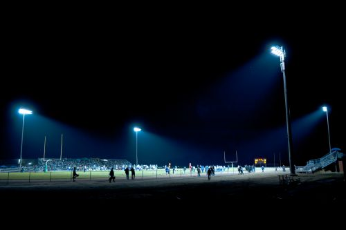Two shot during high school football game after fight between students