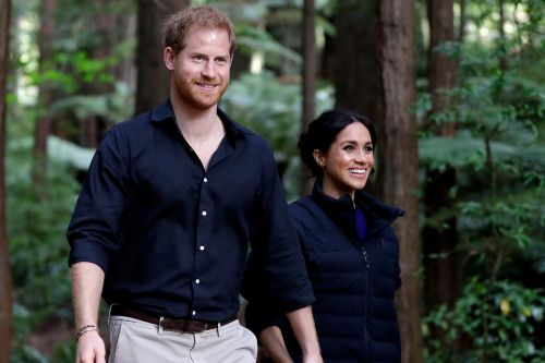 Meghan and Harry reportedly barred from using 'Sussex Royal' label going forward
