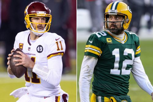 Alex Smith thinks Packers' treatment of Aaron Rodgers is 'inexcusable'