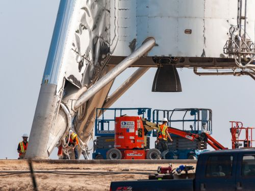 SpaceX is about to launch a Mars-rocket prototype in Texas. You can watch live video of its 'hover' test, thanks to a couple of neighbors