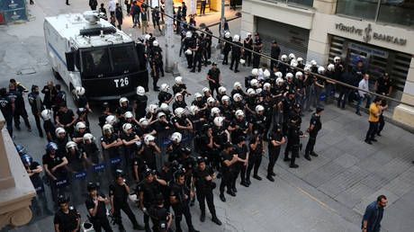 Turkish businessman Kavala re-arrested after acquittal in trial over 2013 protests