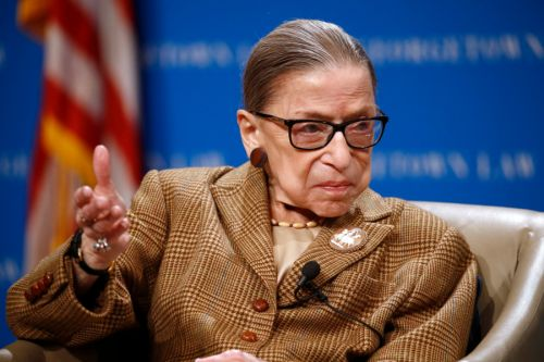 Ruth Bader Ginsburg's dying wish was to not have a replacement chosen by Trump