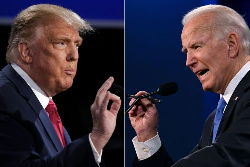 Trump, Biden clash when asked who biggest foreign threat to the US is