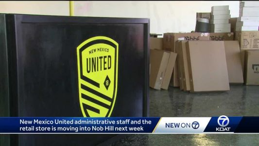 New Mexico United moving in to Nob Hill