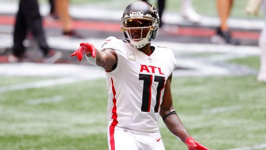 Julio Jones trade Falcons reportedly dealing star receiver to Titans for draft picks