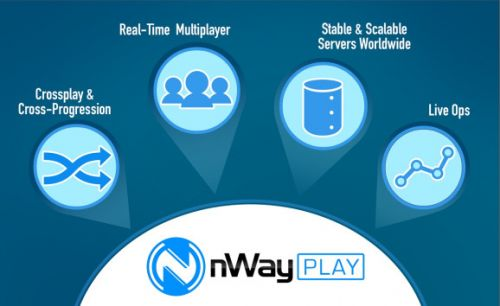 NWay launches platform for crossplay, real-time multiplayer games
