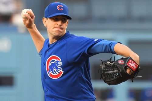 Cubs vs. Reds: This pitching matchup is bad for offense