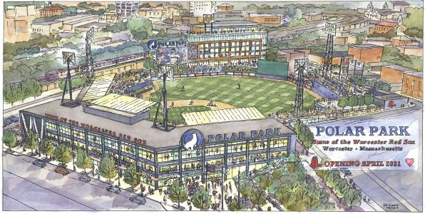 Worcester approves estimated $30 million more for new WooSox ballpark