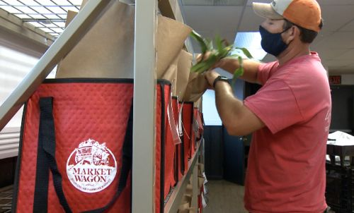 Virtual farmers market in New Albany delivers goods right to your doorstep