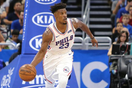 Jimmy Butler couldn't stop 76ers collapse in Philadelphia debut