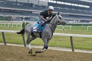 Brad Cox-trained Essential Quality wins Belmont Stakes