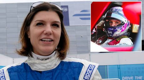 'You have NO idea': Drivers row with fan as female racer has surgery after HUGE CRASH at F1 Grand Prix track