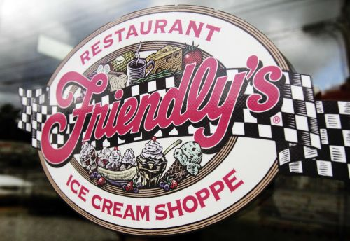 Friendly's ice cream parent owner files for bankruptcy
