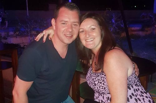 Groom in a coma after plunging off hotel banister on wedding night