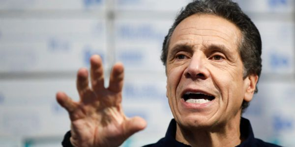 Cuomo says he won't resign over harassment allegations because doing so would be 'anti-democratic'
