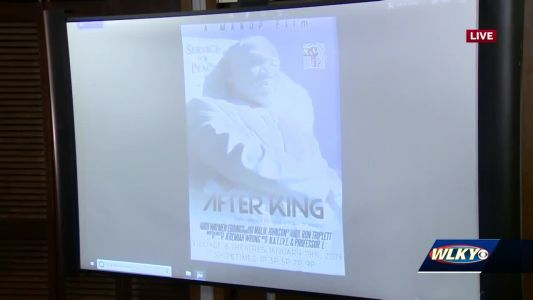 Service for Peace Louisville creates Martin Luther King Jr. documentary