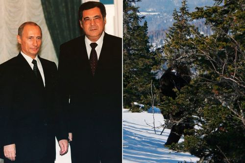 Russian official admits staging bogus yeti sightings to attract tourists to Siberia