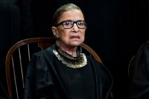 Ruth Bader Ginsburg is cancer-free