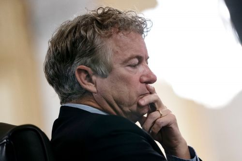 Sen. Paul clashes with George Stephanopoulos over 2020 election results