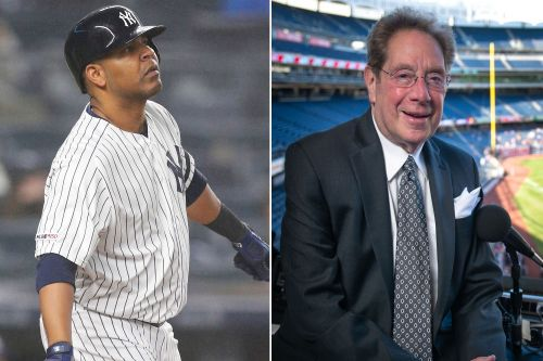 John Sterling busts out Edwin Encarnacion home run call