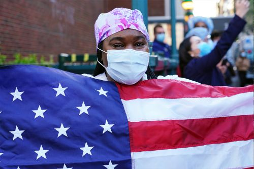 Why Coronavirus Is an 'Existential Crisis' for American Democracy